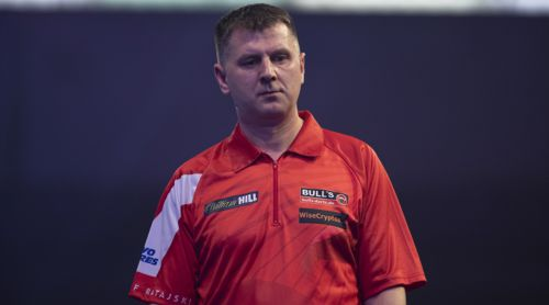 Krzysztof Ratajski Darts Weltmeisterschaft 2020