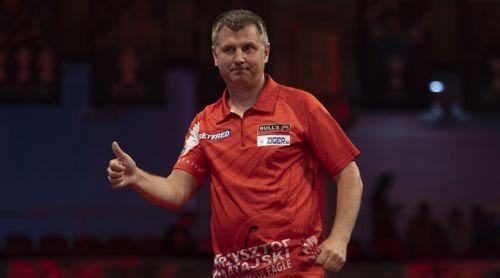 Krzysztof Ratajski erfolgreich