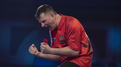 Krzysztof Ratajski Dartspieler