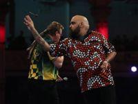 Kyle Anderson und Simon Whitlock bestreiten in Melbourne ihre Auftaktpartie gegeneinander
