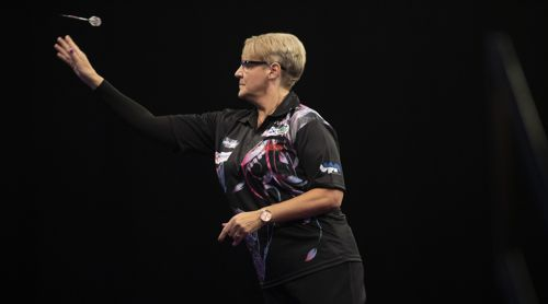 PDC Qualifying School Lisa Ashton