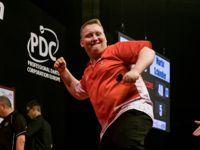 Martin Schindler Dutch Darts Masters