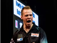 German Darts Grand Prix Max Hopp