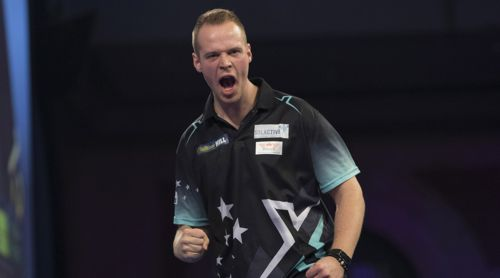Max Hopp Darts WM 2019