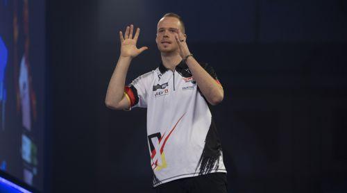 Max Hopp verliert in der zweiten Runde