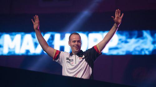 Max Hopp Darts Weltmeisterschaft 2020/2021