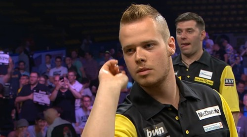 World Cup of Darts mit Max Hopp