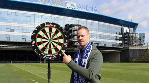 Max Hopp - German Darts Masters auf Schalke