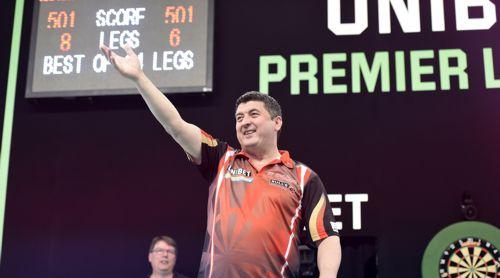 Mensur Suljovic nimmt beide Punkte aus Belfast mit