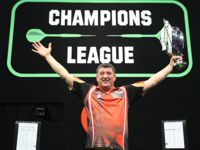 Mensur Suljovic Major-Turnier-Sieger