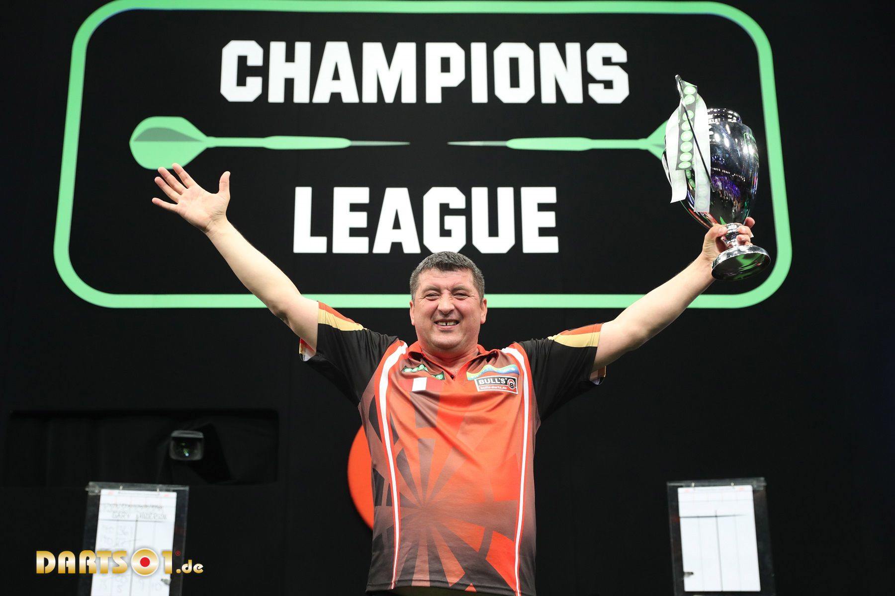 champions league of darts