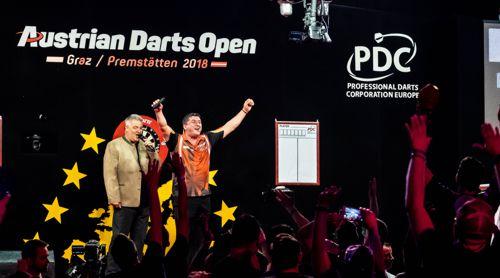 Austrian Darts Open Mensur Suljovic