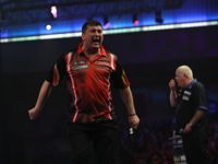 Darts WM 2018 Mensur Suljovic
