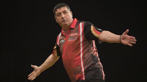 Mensur Suljovic zieht cool in das Halbfinale des Grand Slam ein