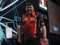 World Matchplay Mensur Suljovic