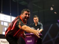Dutch Darts Masters Mensur Suljovic