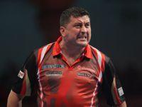 Mensur Suljovic wirft den Weltmeister aus dem Masters