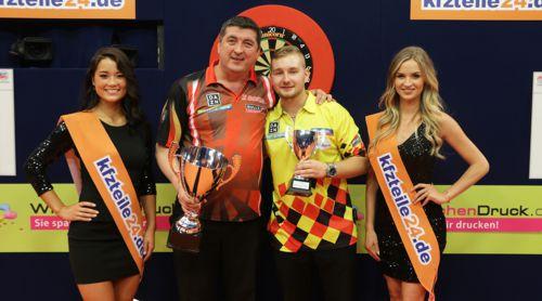 Mensur Suljovic gewinnt mit den German Masters sein zweites TV-Turnier