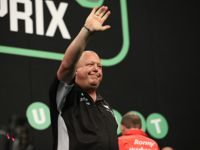 Mervyn King PDC Players Championship 15