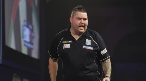 Michael Smith PDC Weltmeisterschaft