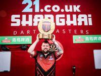 Michael Smith gewinnt Shanghai Masters