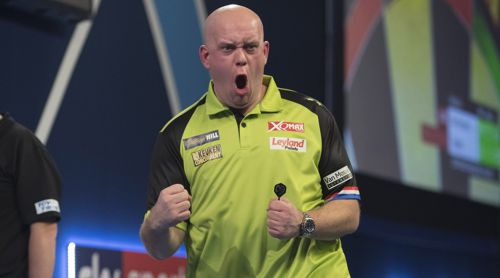Michael van Gerwen Darts WM 2019