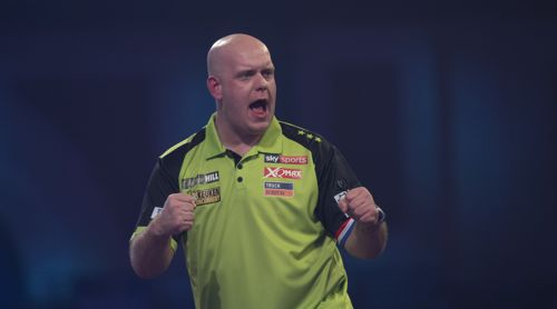 Michael van Gerwen Darts-WM 2020