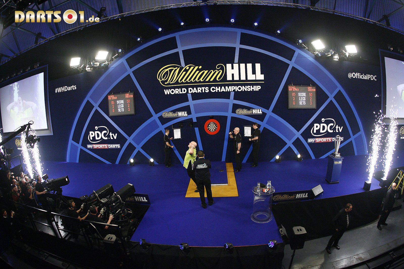 weltmeister dart 2019