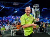 Michael van Gerwen bleibt Europameister