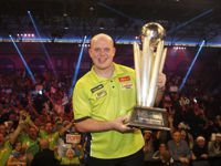 PDC Darts WM 2018