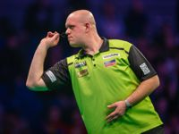 Interview mit Michael van Gerwen