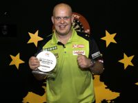 Michael van Gerwen Dutch Darts Masters