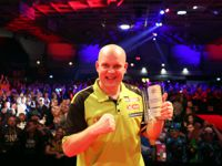 Darts in Leverkusen