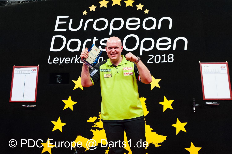 european dart tour
