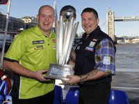PDC Darts WM 2017 London