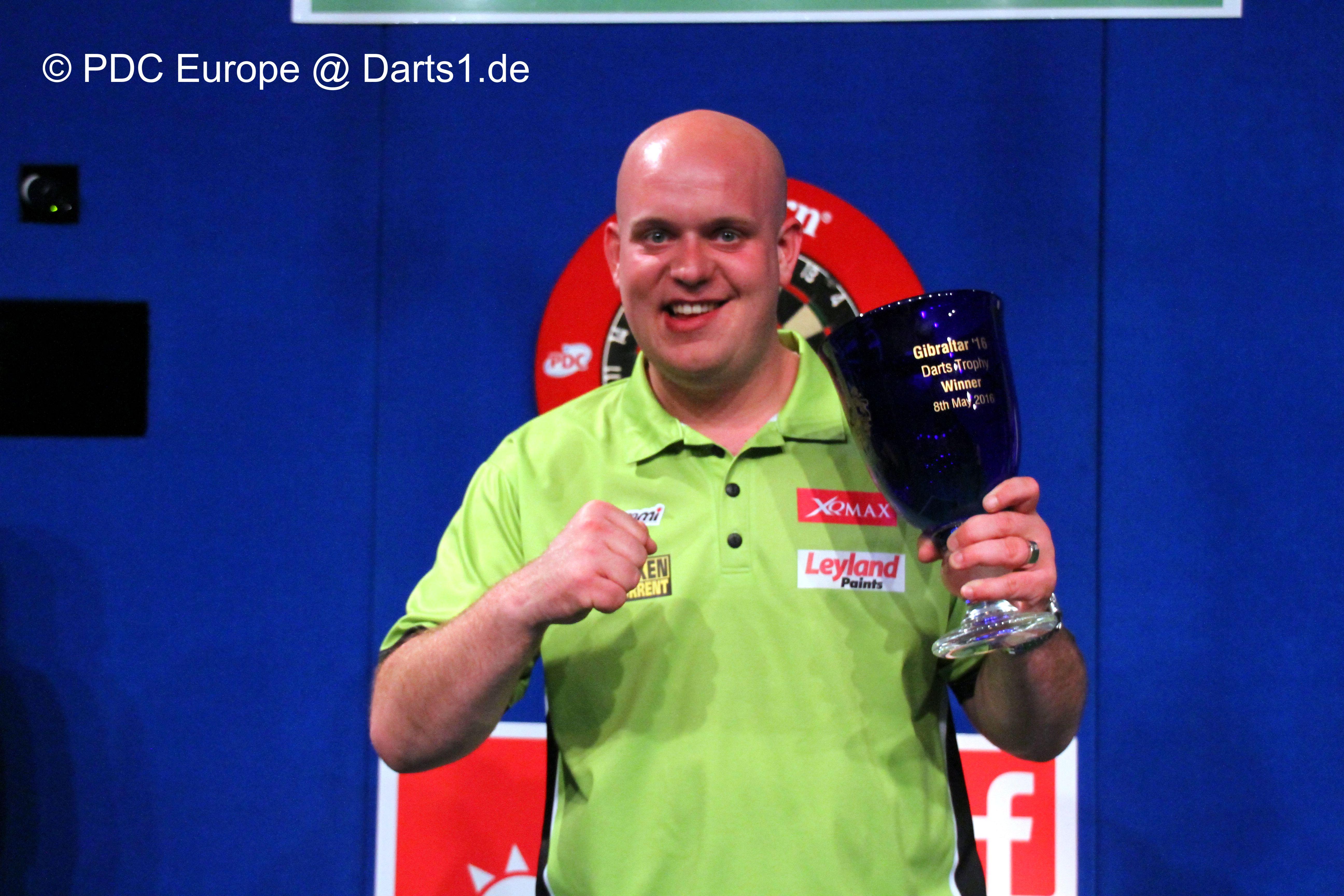 gibraltar darts trophy
