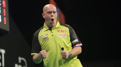 Michael van Gerwen ist Favorit für den World Grand Prix 2018