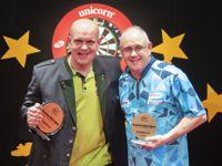 Michael van Gerwen ist Titelverteidiger der Austrian Darts Open