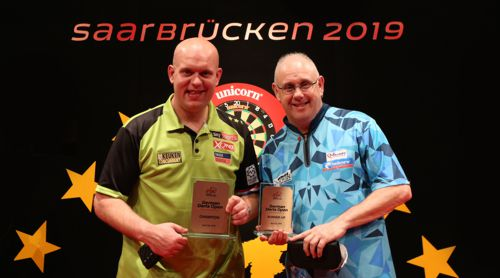 Michael van Gerwen German Darts Open