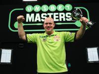 Michael van Gerwen gewann 2018 das Masters zum vierten Mal in Folge