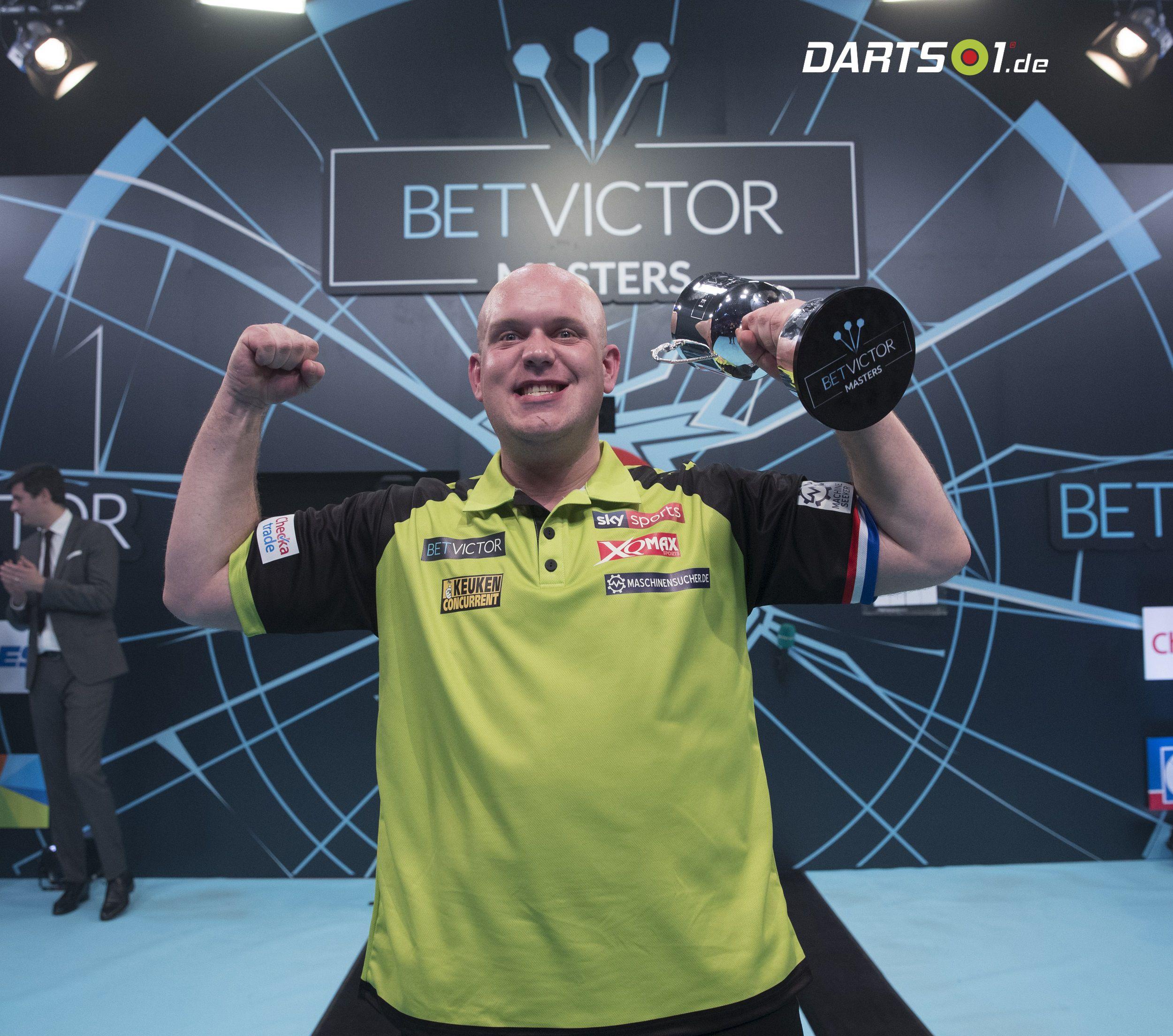 Darts Masters 2020