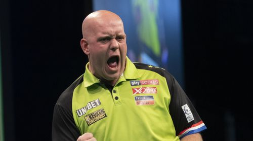 World Series of Darts Michael van Gerwen