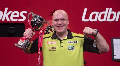 Michael van Gerwen gewinnt Players Championship Finals 2020