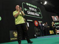 Michael van Gerwen zeigte gegen Simon Whitlock unglaubliche 103 Punkte im Schnitt