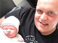 Vaterglück für Michael van Gerwen