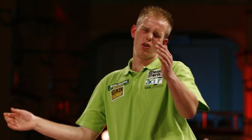 Michael van Gerwen World Matchplay 2007