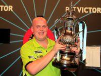 Michael van Gerwen gewinnt das World Matchplay