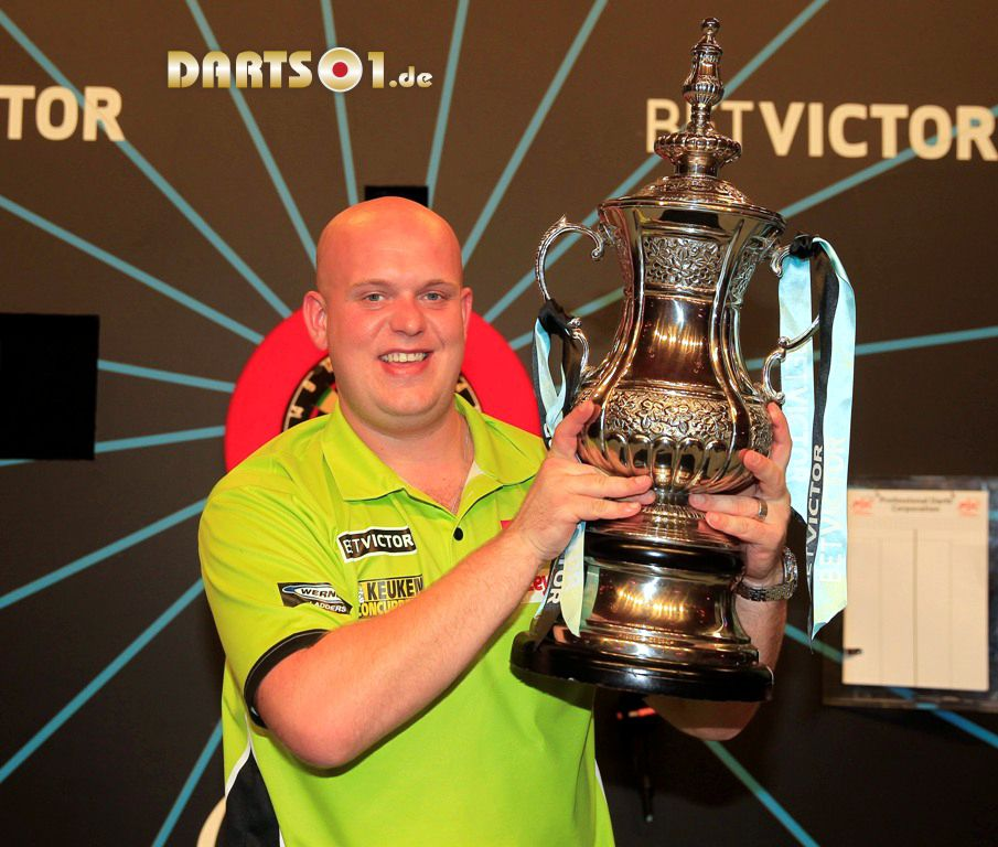 Dart World Matchplay 2021
