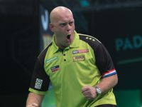 Michael van Gerwen ist Titelverteidiger der World Series of Darts Finals