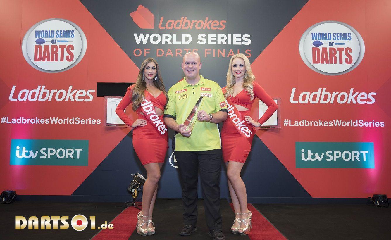 world series of darts
